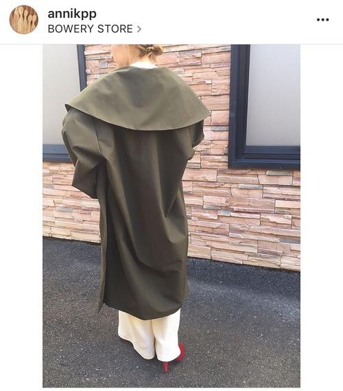 Rooftop big jacket