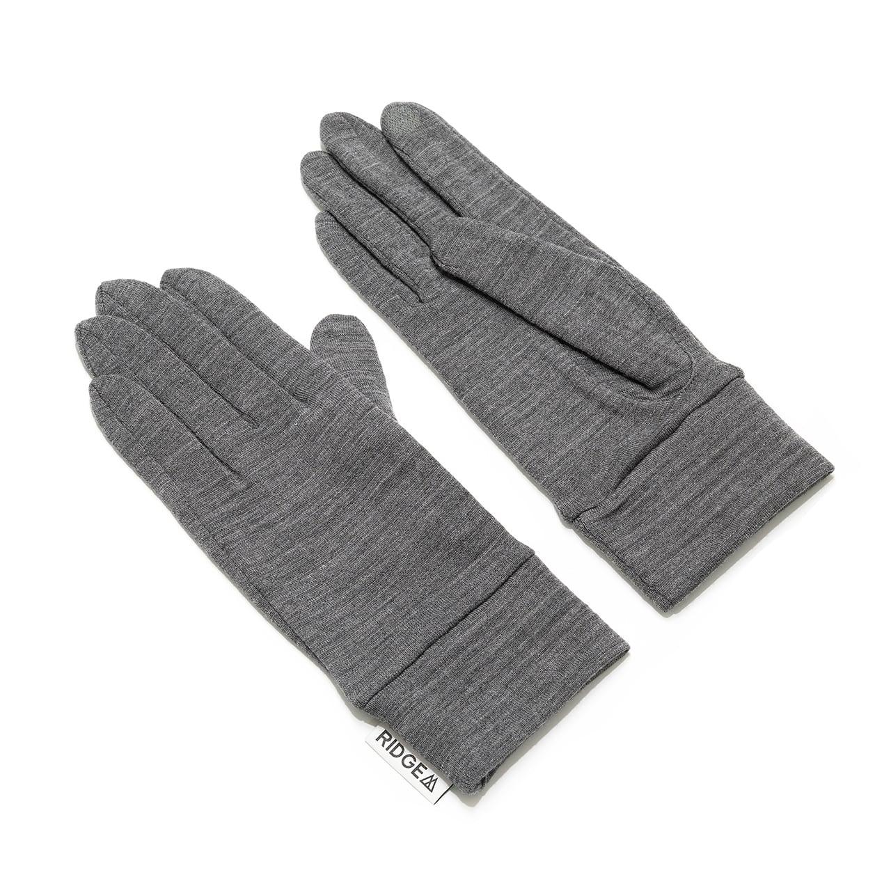 Grid Merino Glove