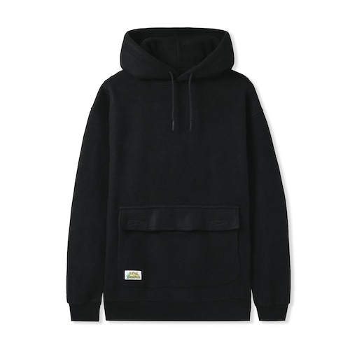 BUTTER GOODS 【Gore Inside Out Pullover, Black】