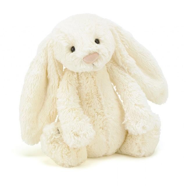 Bashful Cream Bunny Small_BASS6BC