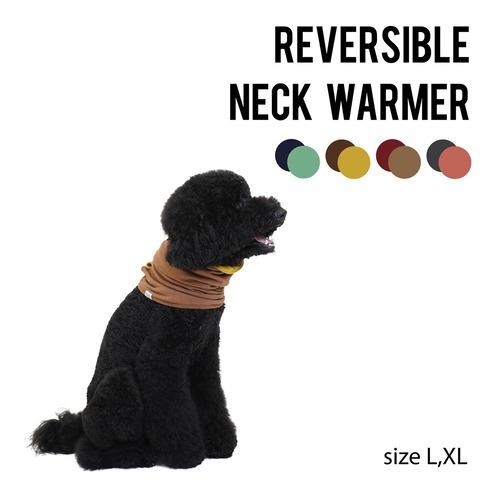REVERSIBLE NECK WARMER(L,XL) リバーシブルネックウォーマー