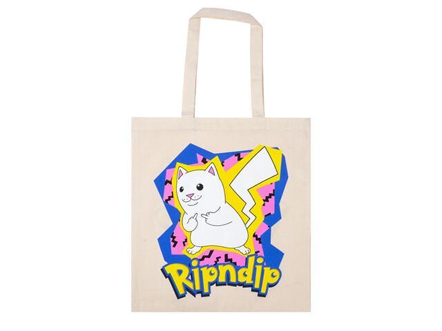 RIPNDIP|Catch Em All Tote Bag