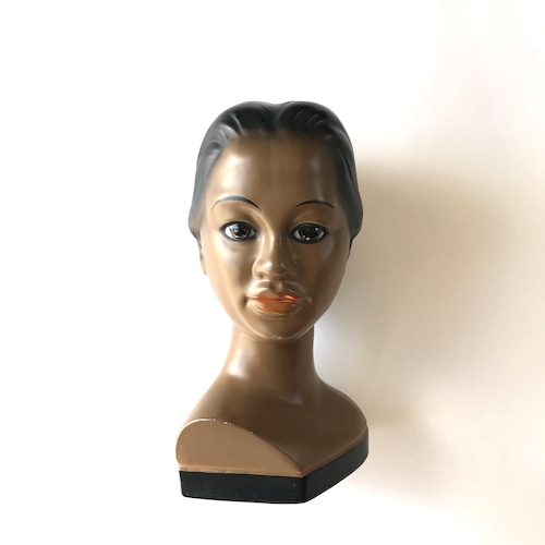 50's~60's Tilso Hula Girl Bust  / フラヘッド