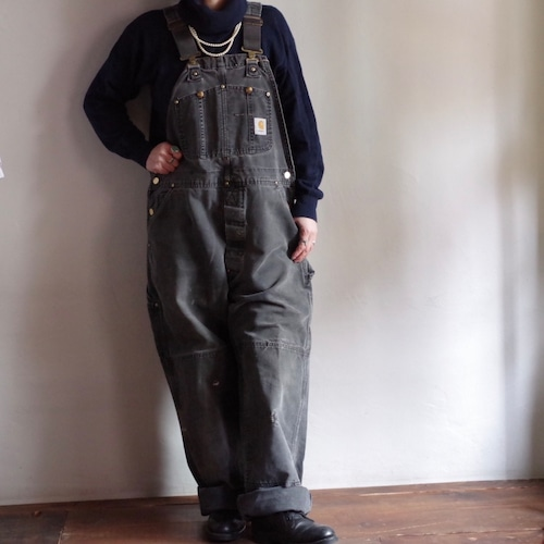Made in USA Carhartt Double knee Overall / カーハート ダブルニー オーバーオール