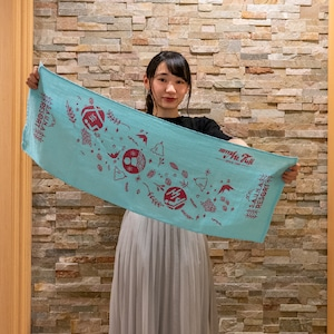 【ホテルマウント富士】オリジナルサウナタオル ~ととのい Ver.~