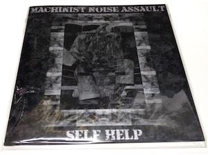 [USED] Machinist Noise Assault - Self Help (2010) [CD]