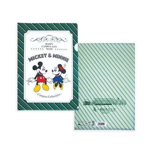 Disney Campus Collection クリアファイル(フレーム)