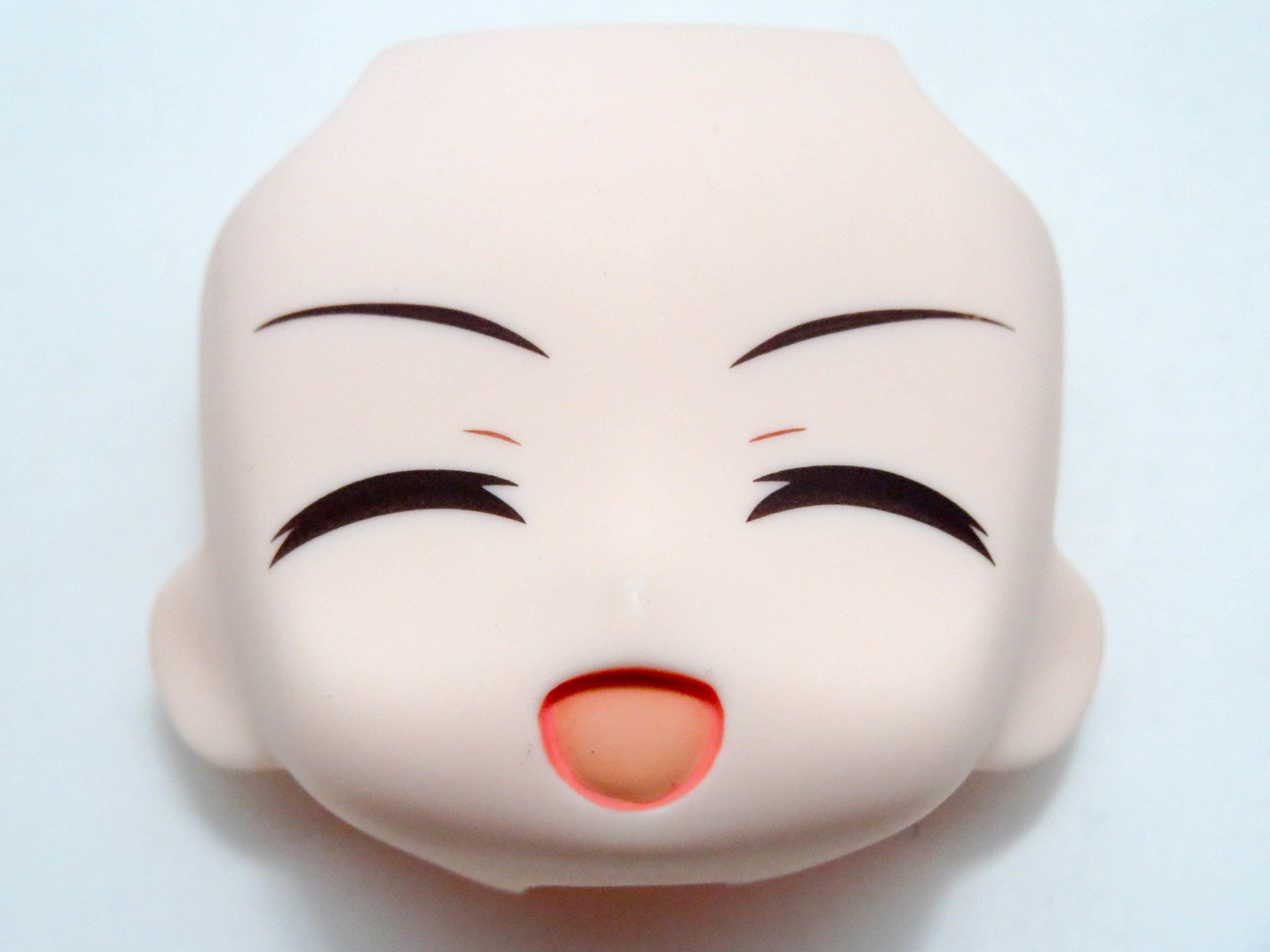 【SALE】【687】 坂本美緒 顔パーツ 笑顔 ねんどろいど