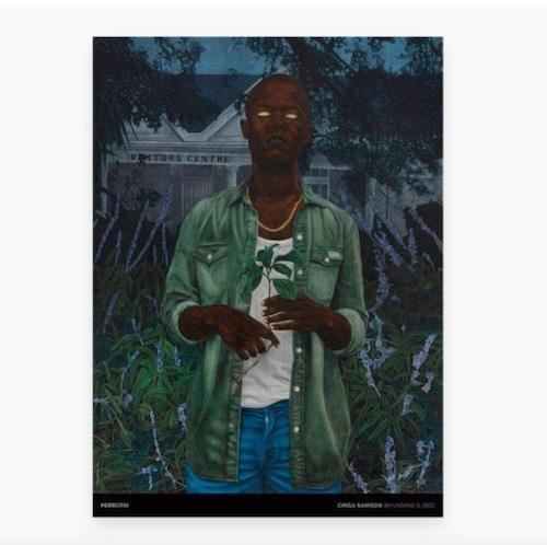 CINGA SAMSON - IBHUNGANE 9, 2020 (POSTER)