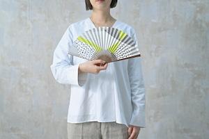 [Women's] UMO#3 若草 Wakakusa 扇子