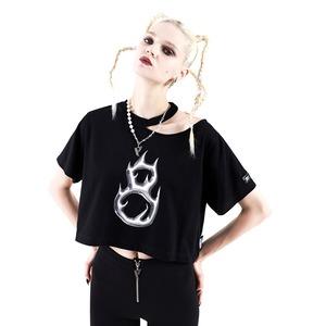 """【PINKSPINK】ショート丈""""8""""Tシャツ"""