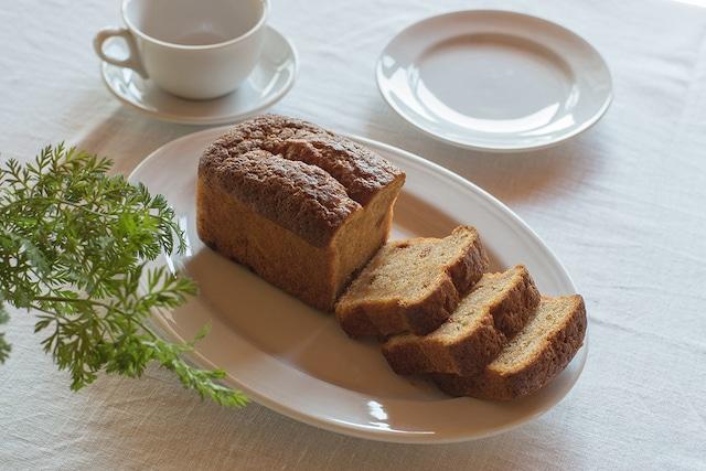 自然栽培人参と厳選素材のキャロットケーキ(ホール)