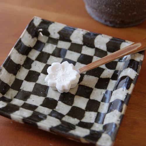 京茶珈琲 和三盆糖マドラー 3本セット【菓子楊枝】