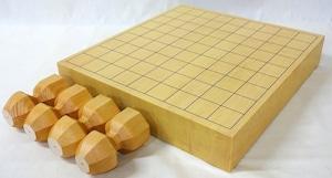 将棋盤 新かや 2寸 接合兼用盤