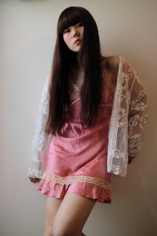 ROSE pink lingerie