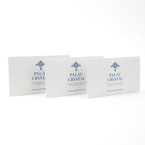 パラオ クリスタル ホワイトパック お試しセット(10g×3包)