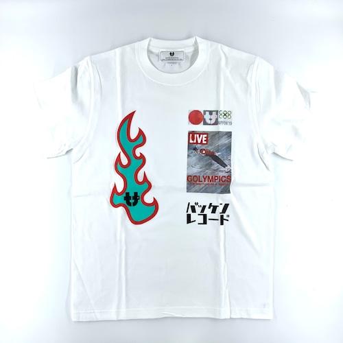 "SAPPORO ""GOLYMPICS"" BAKKEN RECORD T-shirts"