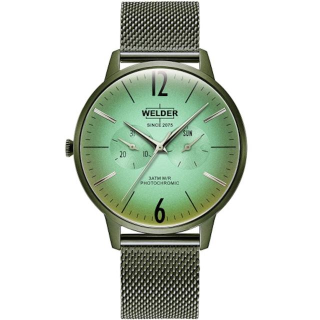 【WELDER ウェルダー】WWRS419/MOODY SLIM DAY DATE 42mm ムーディー スリム デイデイト/国内正規品 腕時計