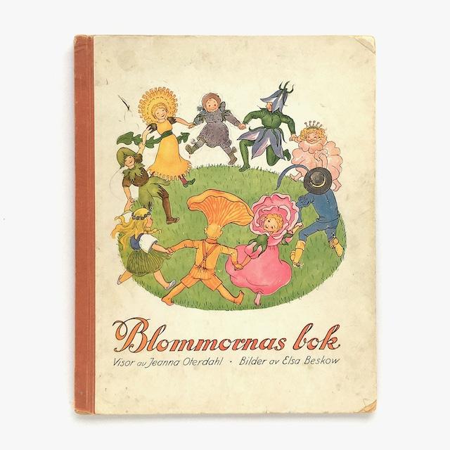 エルサ・ベスコフ「Blommornas bok(花のうた)」《1932-01》