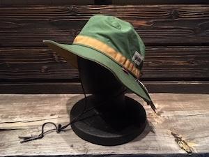 "Clef  SDC002 ""SIERRA DESIGNS × Clef"" 60/40 ADV. HAT Green/Tan  Free size"