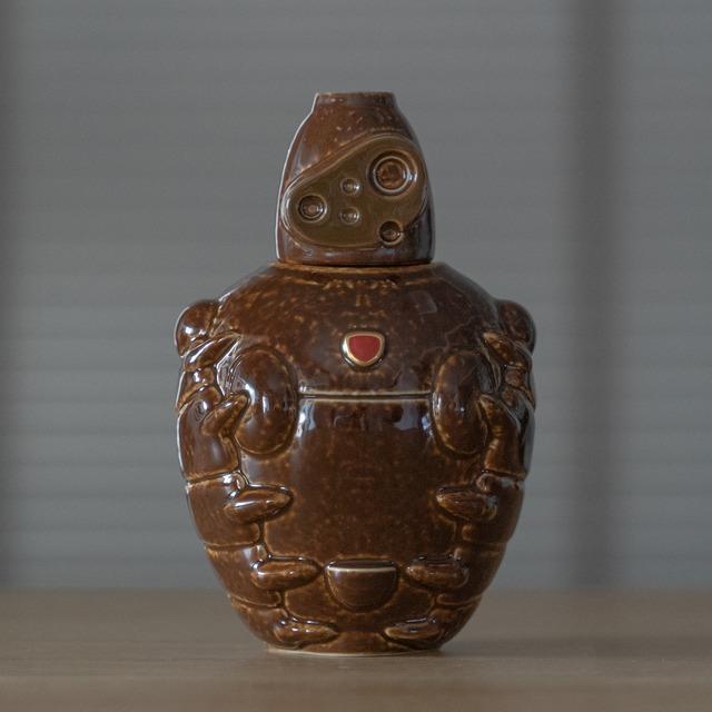 【35th記念】天空の城ラピュタ とっくり&おちょこセット(ロボット兵/1675)