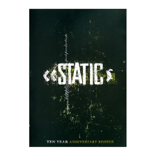 STATIC / スケートビデオ / DVD