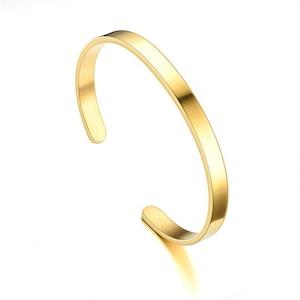Cuff Bangle 【Gold】