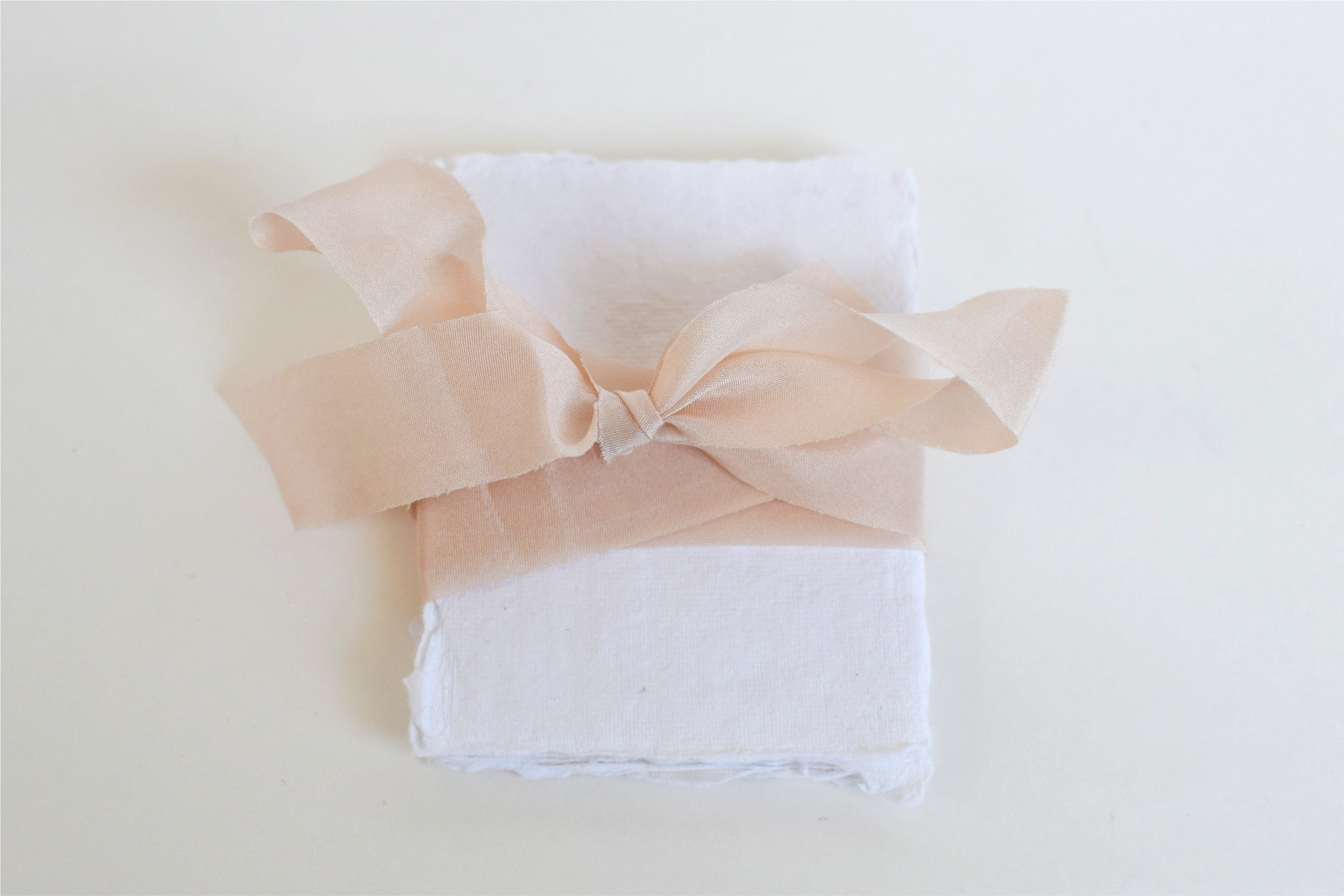 "Handmade paper 2.5""x3.5""(6.3x8.9cm) 150gsm 5枚入"