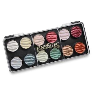 Finetec 12 Pearl Colors