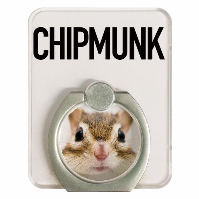 スマホリング/CHIPMUNK②/SR-MA-001