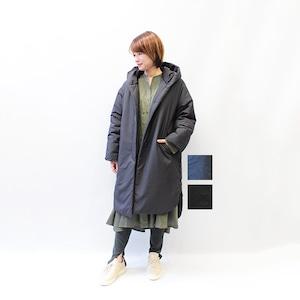 FLORENT(フローレント) HOODED COAT 2021秋冬新作 [送料無料]