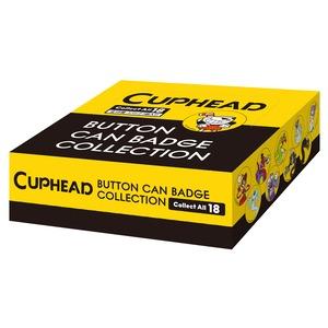 CUPHEAD ( カップヘッド ) ボタンカンバッジコレクション  / エンスカイ