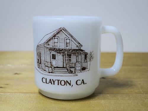 Glasbak スタッキングマグ CLAYTON,CA