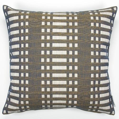 JOHANNA GULLICHSEN(ヨハンナ グリクセン) Zipped Cushion Cover Nereus(ネレウス) Lead