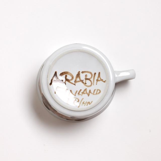 ARABIA アラビア Rosmarin ロスマリン ティー C&S - 2 北欧ヴィンテージ