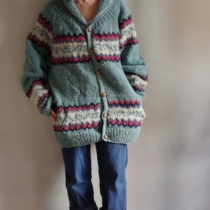 Ecuador Sweater / エクアドル セーター