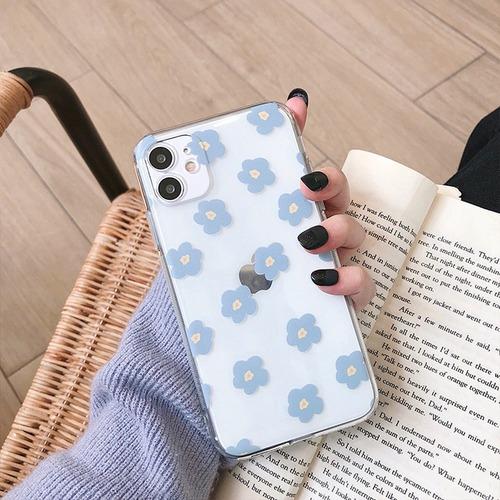 プチフラワーiPhoneケースML1219