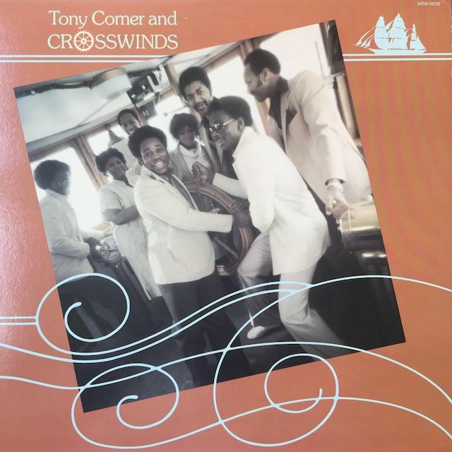 Tony Comer & Crosswinds – Tony Comer & Crosswinds