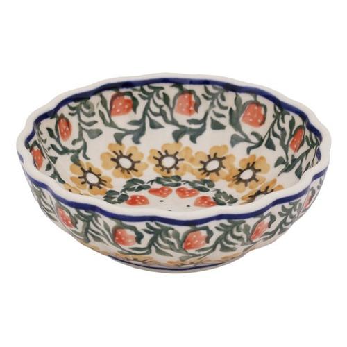 12cm フリルボウル / Ceramika Artystyczna ポーランド陶器