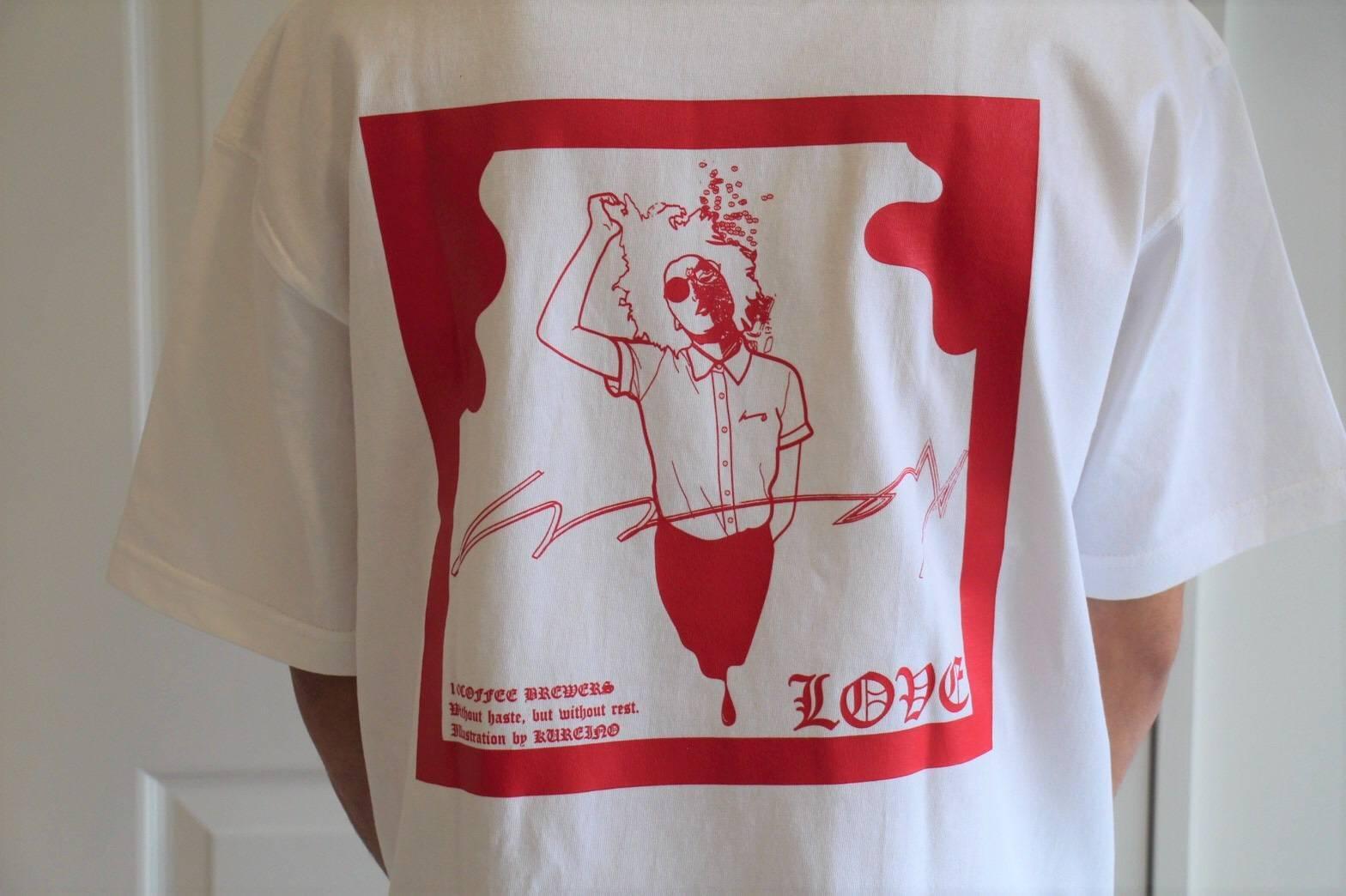 #reboot Tシャツ|kureino