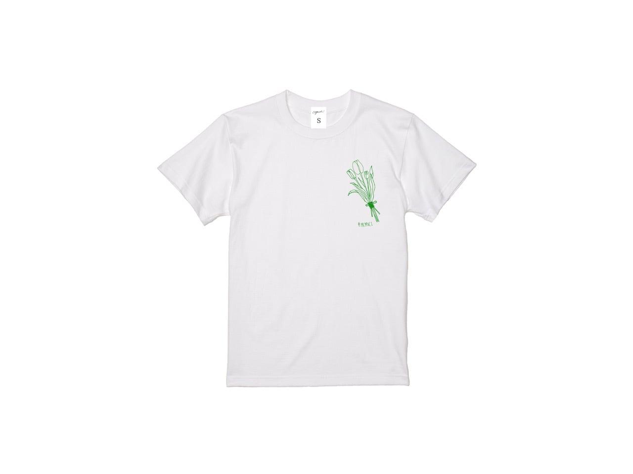 coguchi  MCMXCI flower T-shirts (GR)