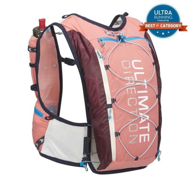 【Ultimate Direction】 Womens Ultra Vest (Coral) (コーラル)