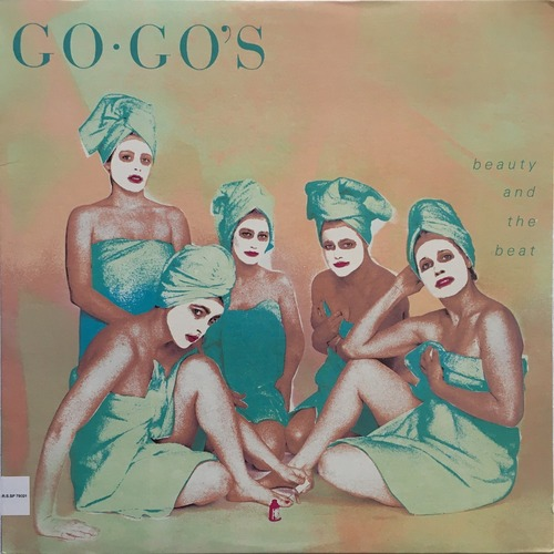 【LP・米盤】GO-GO'S / Beauty And The Beat