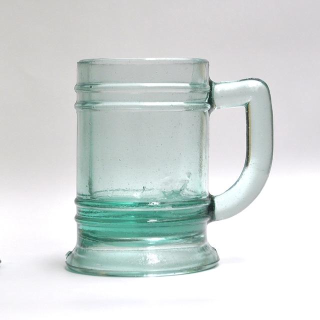 EREACHE PUEBLA GLASS エレアチェ ビアグラス B メキシコ プエブラ