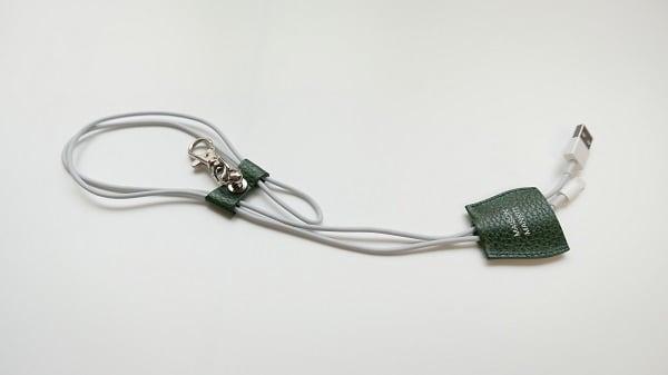 i phone ケーブルホルダー  cable holder  - 画像4