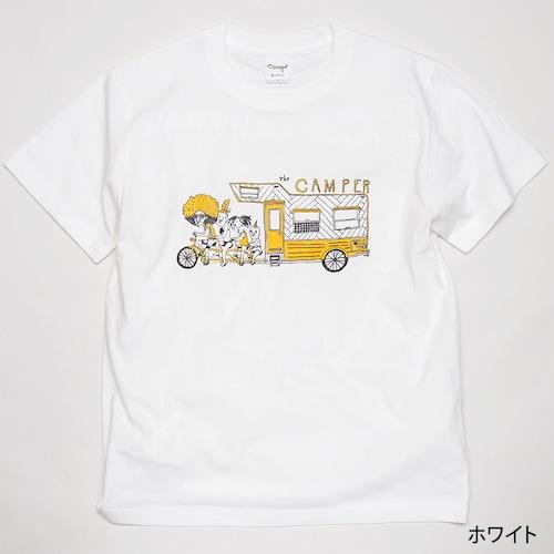 CAMPS キャンプスオリジナルTシャツ【The CAMPER 2】