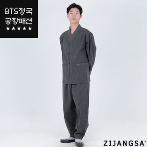 daily hanbok 14colors (BTS model) / 防弾少年団 着用モデル 生活韓服 ハンボク ユニセックス 長袖 韓国
