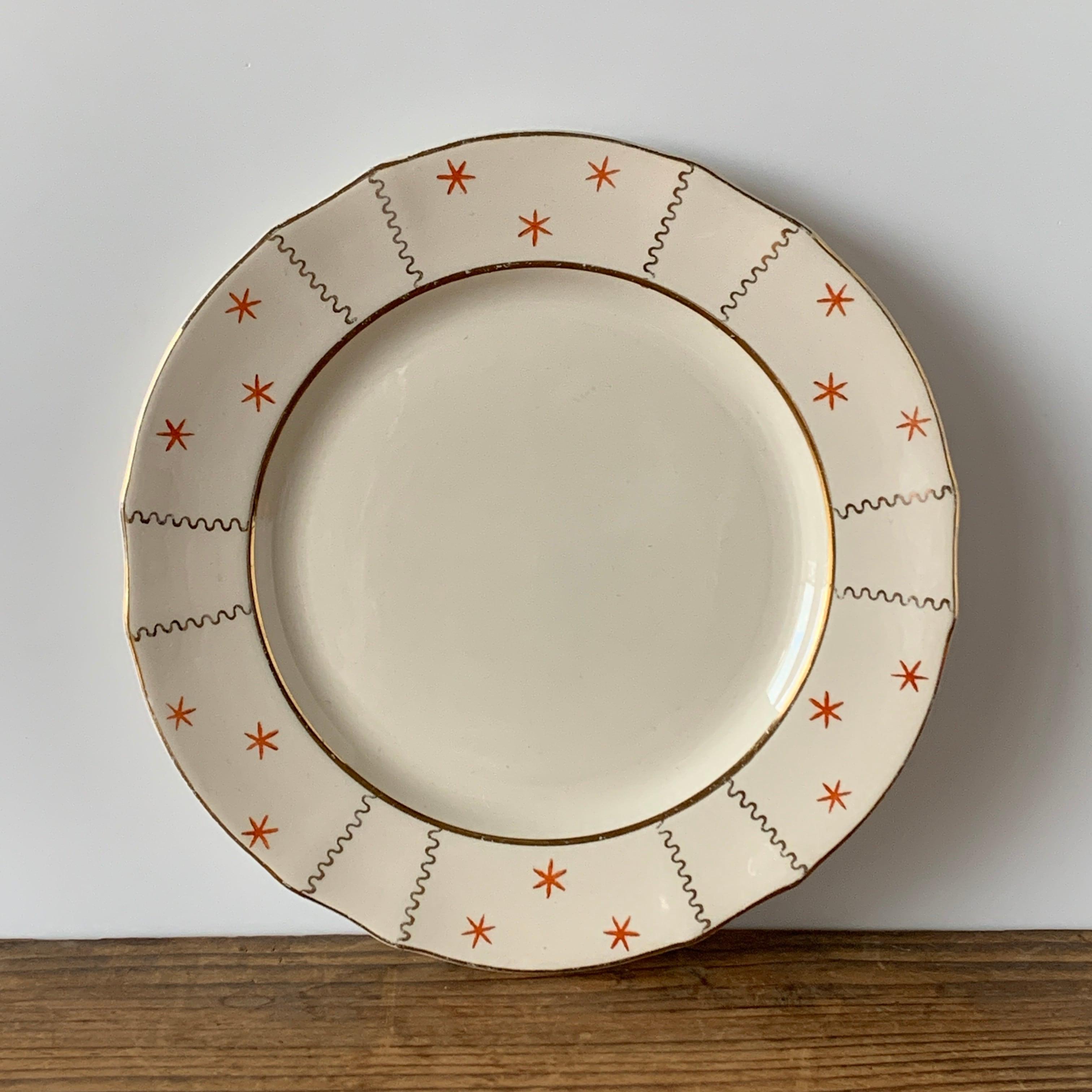 ARABIA / VIKTORIA Dessert Plate A