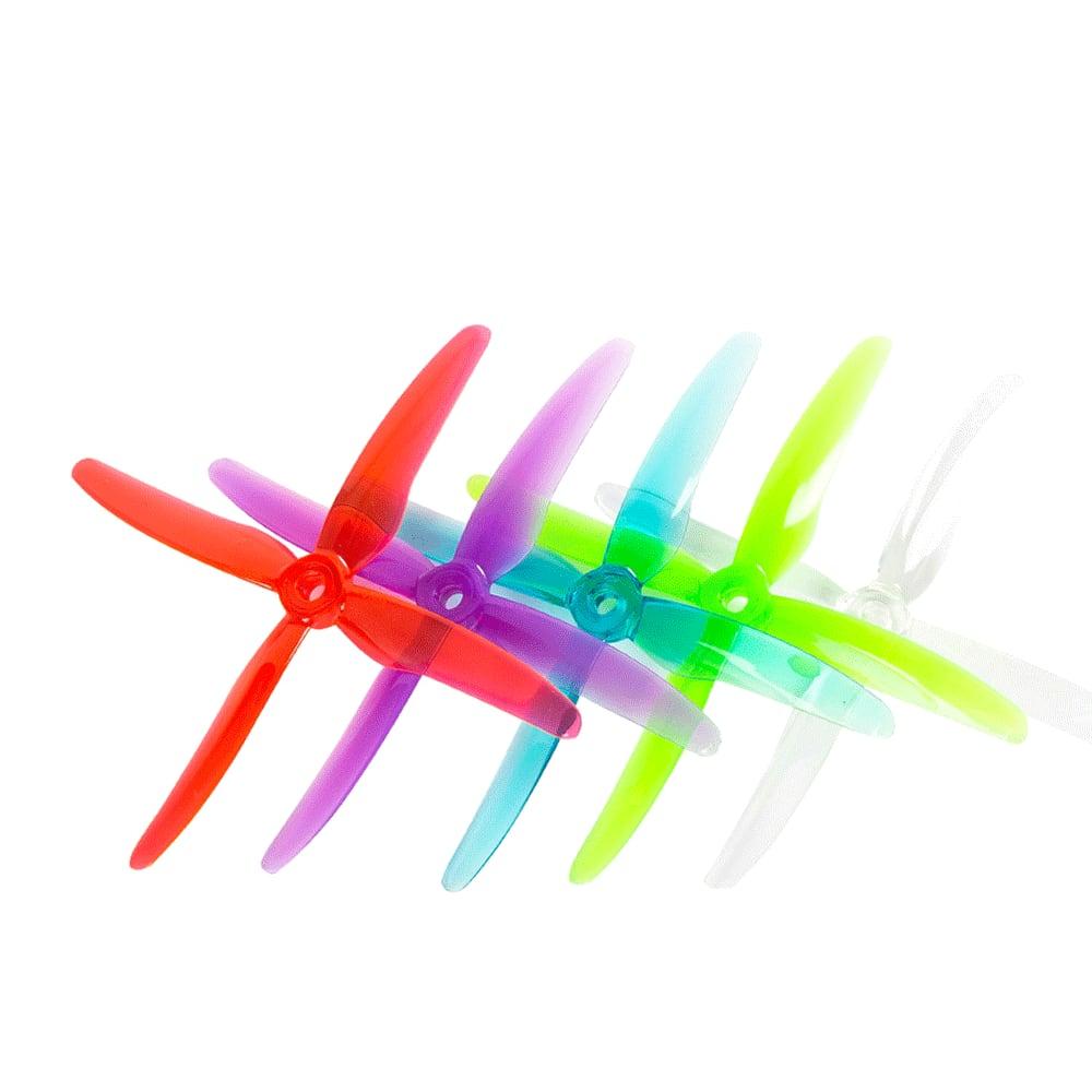 Gemfan Hurricane X 51455  4-Blade Propeller