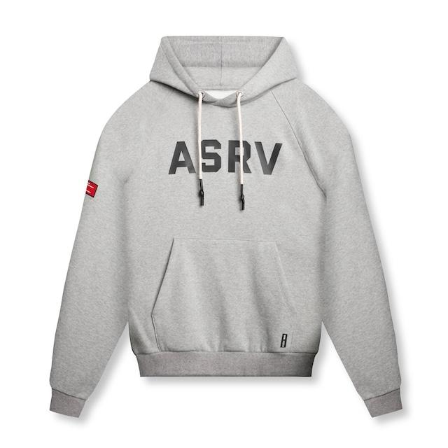【ASRV】RainPlus™オールシーズンウォームアップフーディー - Deep Taupe